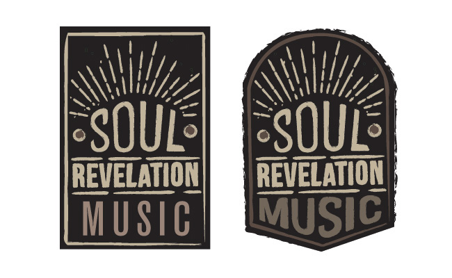 Soul Revelation Music: logo design
